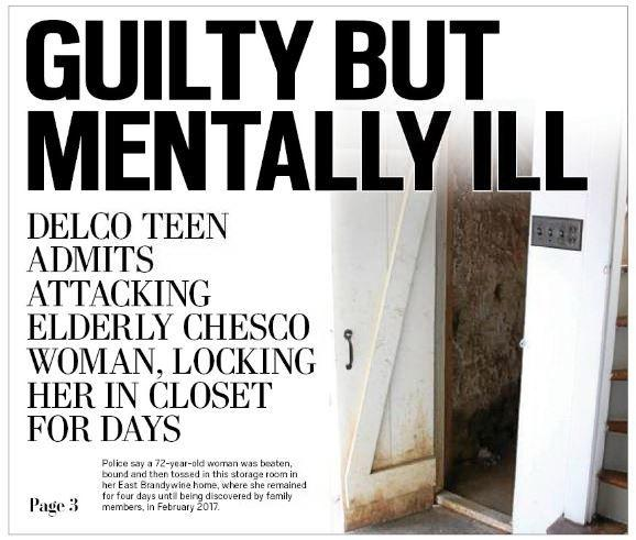 Guilty, but mentally ill